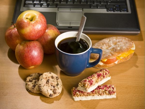 Healthy Snacks for the Office