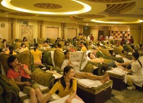 Chinese salon