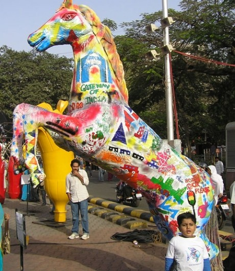 The Times of India Kala Ghoda Arts Festival