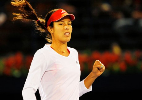 Ana Ivanovic credits her family with making her who she is today and says that they have