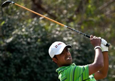 Lahiri clinches SAIL-SBI Open golf title