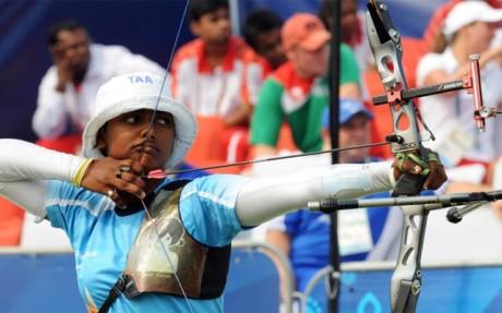 Indian archers enter quarterfinals of Asian Grand Prix