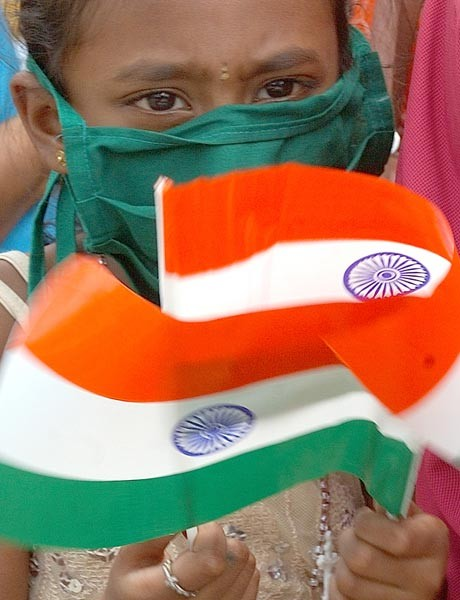 India 'deadliest place for girl child'