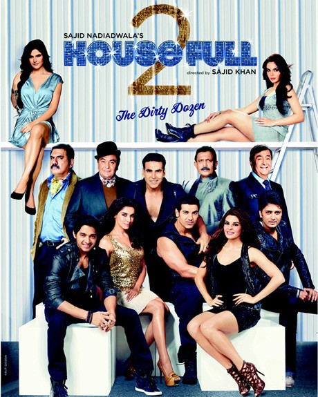 FIRST LOOK: Housefull 2