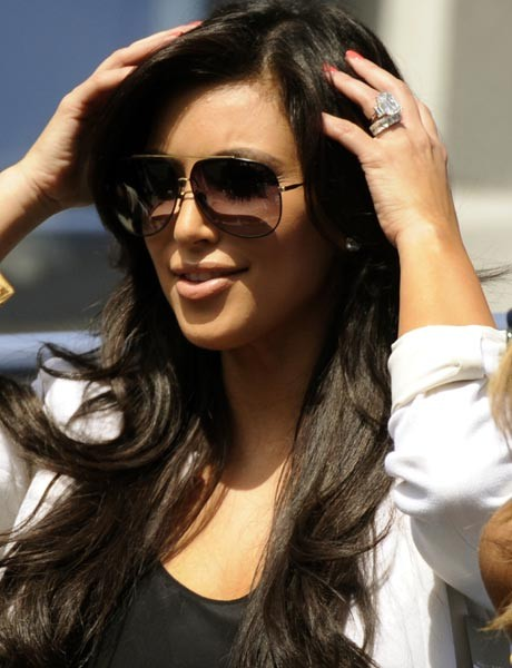 Kim Kardashian dating again?