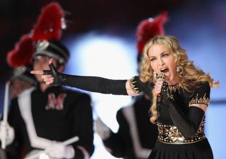 Madonna wins at Super Bowl