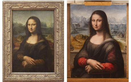 Mona Lisa's 'twin sister' unveiled