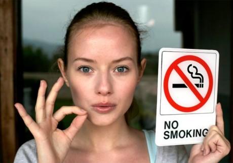 Euro 2012 free from cigarette smoke