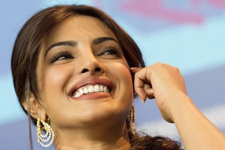 IN DEMAND: Priyanka's perfect smile