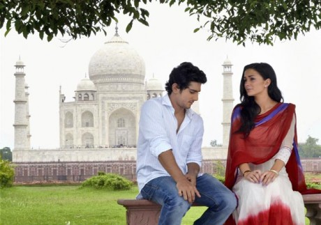 Ever since Prateik Babbar and Amy Jackson started working for Gautam Menon's