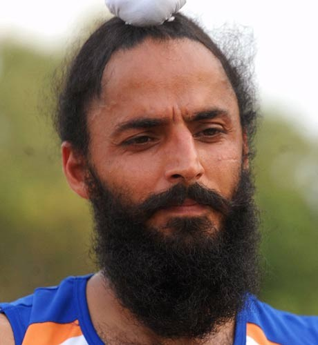Rajpal Singh slams exclusion from squad