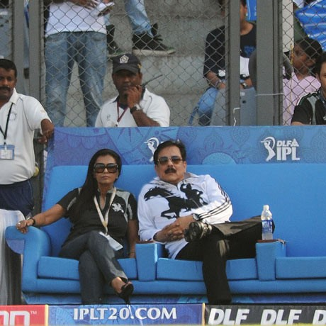 Sahara 'withdraws Indian cricket'