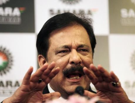Sahara returns as Team India sponsor