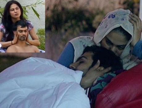 Veena Malik, Ashmit Patel