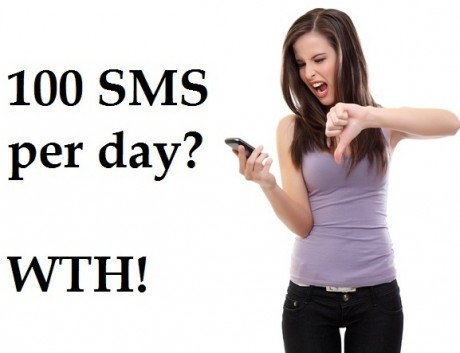 Trai waives limit for automated SMS