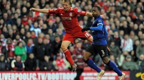 Liverpool stun United