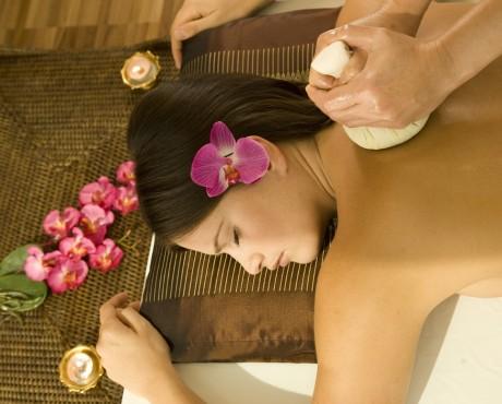 Thai massage for the soul