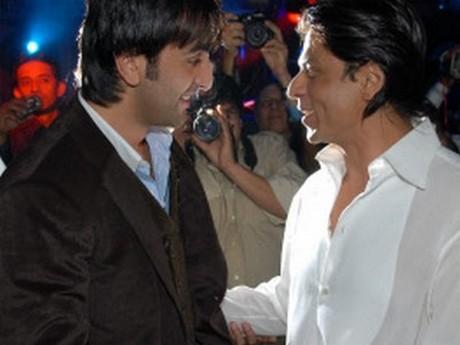 Ranbir, SRK