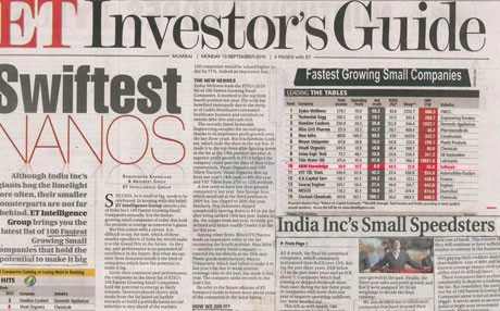 Economic Times on mobile, tablet