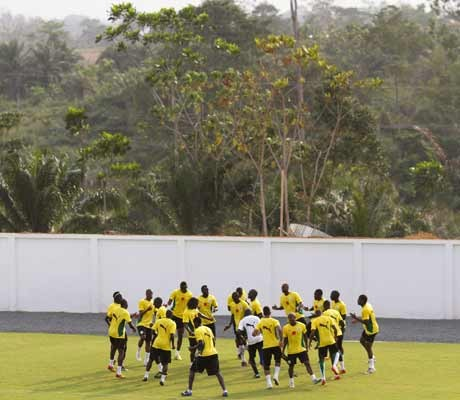 Niger plan to leave positive impression on Cup debut