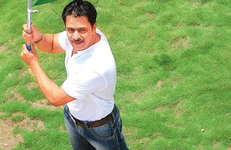 I don't have to flaunt my six-pack: Arjun Sarja