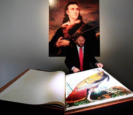 Audubon birds book auction fetches $7.9 million