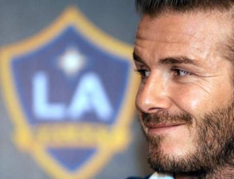 Settled Beckham will return to Galaxy
