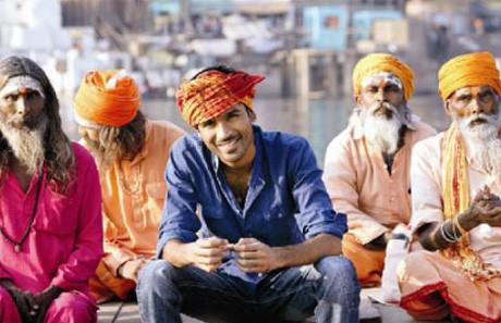 Dhanush's first Bollywood film