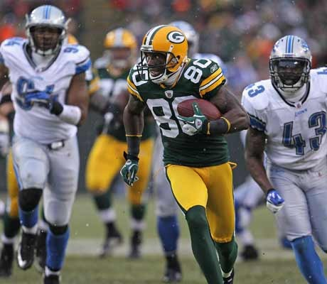 Green Bay and NY Giants battle in playoffs