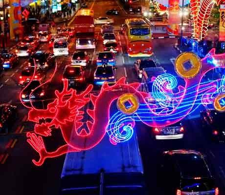 Enter the Dragon in Hong Kong