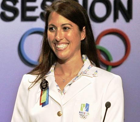 Evergreen Evans, 40, qualifies for Olympic trials