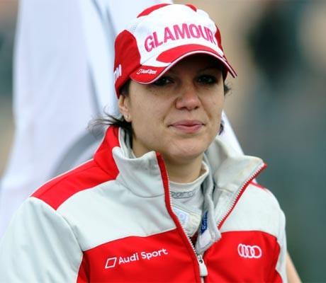 IndyCar Series adds Katherine Legge to 2012 lineup