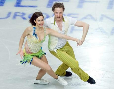 French dancers take European gold