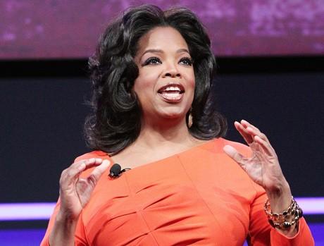 Oprah Winfrey to shoot at the Taj