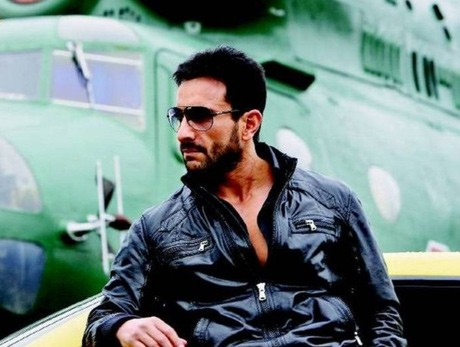 Agent Vinod is a complete Indian hero: Saif