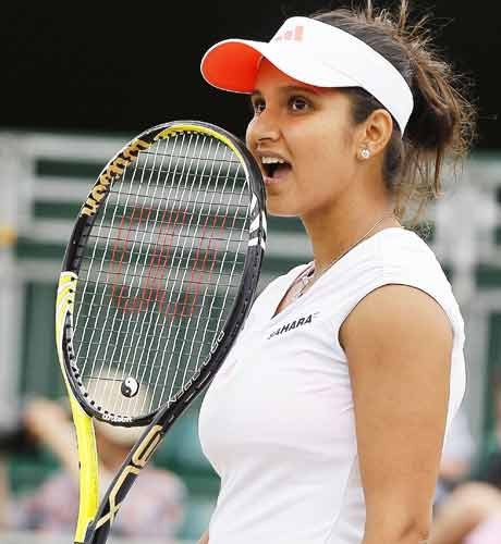 Tough opening round for Sania in Aus Open