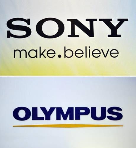 Sony seeking Olympus stake: Report