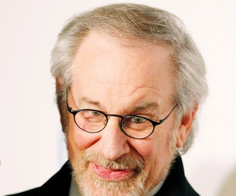 What made Steven Spielberg cry?