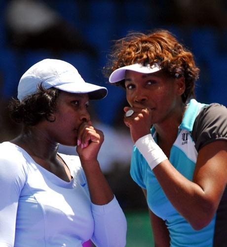 Venus, Serena Williams on US Fed Cup team