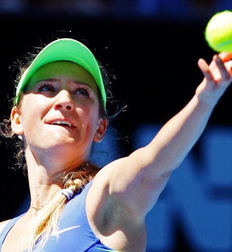 Azarenka enters Australian Open women's final