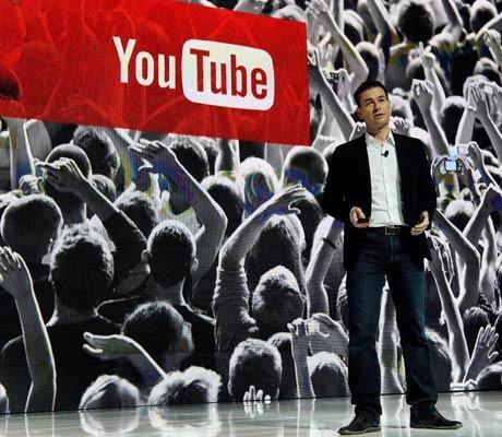 YouTube hits 4 billion daily video views
