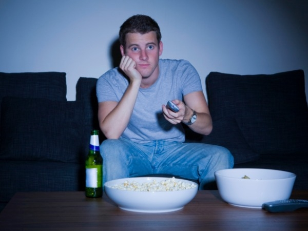 Late Night TV/Computer Sessions Linked To Depression