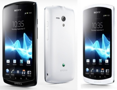 Review: Sony Xperia neo L smartphone