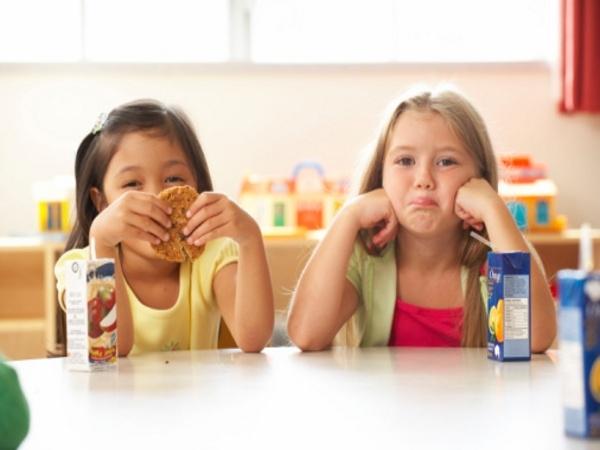 Schoolgirls Skip Meals To Be Thinner