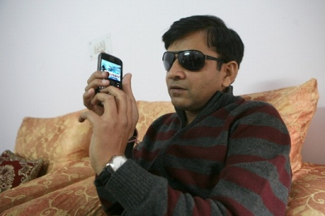 App for the blind