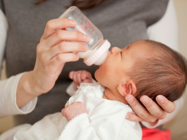 Cancer-Causing Chemical Found In Baby Milk In China
