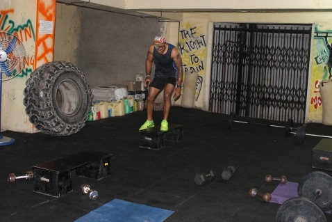Review: Ultimate X-Training By V's Fitness