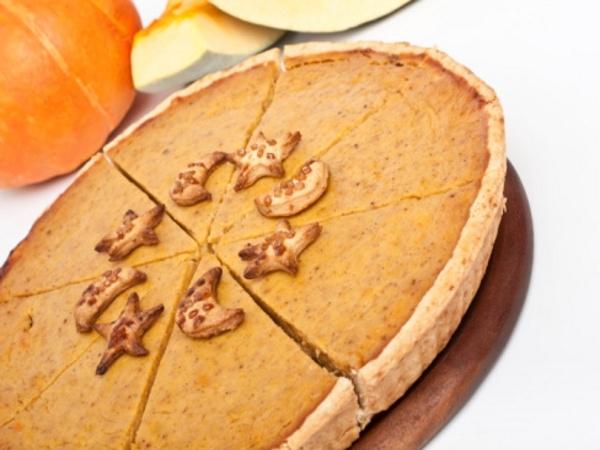 Healthy Foodie: Pumpkin Pie Recipe