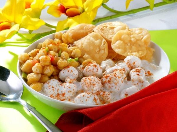 Healthy Foodie: Brown Bread Dahi Vada