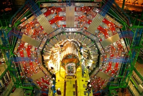 'New particle found, could be the Higgs boson'